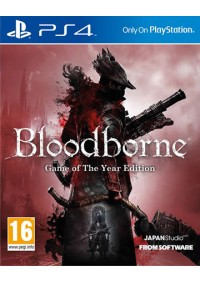 Bloodborne Game Of The Year Edition (Version Européenne) / PS4