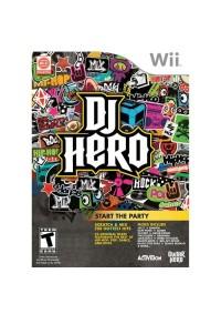 DJ Hero Avec Table Tournante / Wii