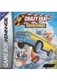 Crazy Taxi: Catch A Ride/GBA