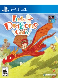 Little Dragon's Café/PS4