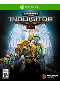 Warhammer 40,000 Inquisitor Martyr/Xbox One