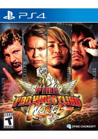 Fire Pro Wrestling World/PS4