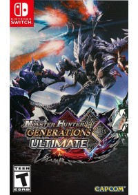 Monster Hunter Generations Ultimate/Switch