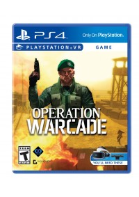 Operation Warcade/PSVR