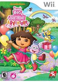 Dora's Big Birthday Adventure/Wii