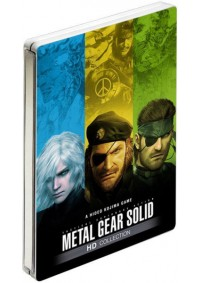 Metal Gear Solid HD Collection Limited Edition (UK)