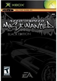 Need For Speed Most Wanted Black Edition/Xbox
