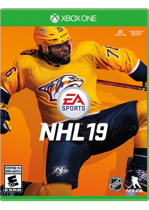 NHL 19/Xbox One