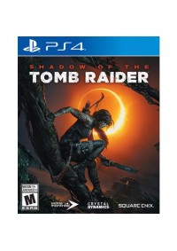 Shadow Of The Tomb Raider/PS4