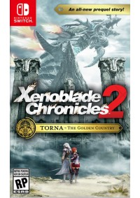 Xenoblade Chronicles 2 Torna The Golden Country/Switch