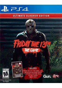 Friday the 13th - Ultimate Slasher Edition/PS4