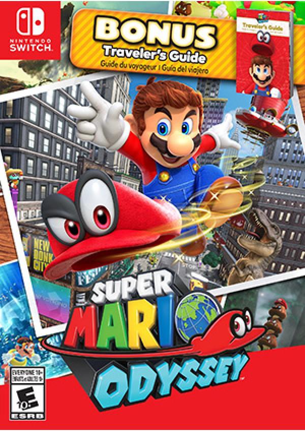 Super Mario Odyssey Starter Pack/Switch