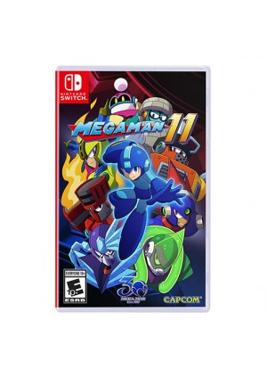 Mega Man 11/Switch