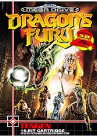 Dragon's Fury/Mega Drive