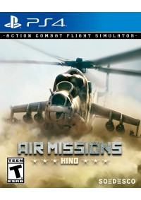 Air Missions Hind/PS4