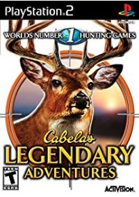 Cabela's Legendary Adventures/PS2