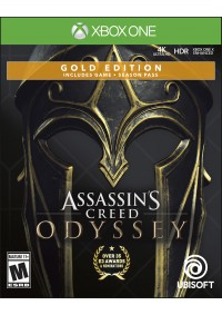 Assassin's Creed Odyssey Edition Or/Xbox One