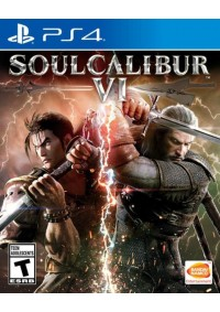 Soul Calibur VI/PS4