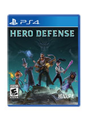 Hero Defense/PS4