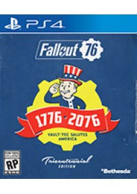 Fallout 76 Tricentennial Edition (Edition Deluxe)/PS4