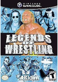 Legends Of Wrestling/GameCube
