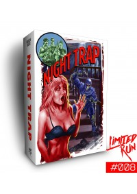 Night Trap Collector's Classic Edition Limited Run Games #008 / Switch