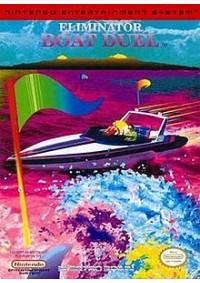 Eliminator Boat Duel/NES