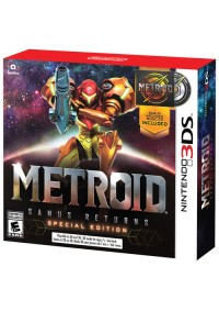 Metroid Samus Returns Special Edition/3DS
