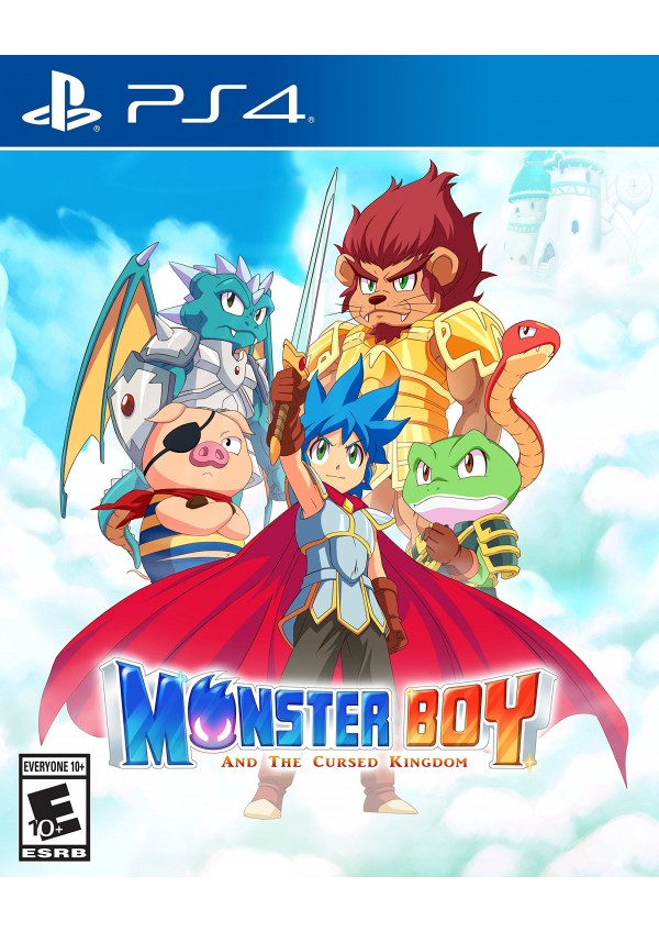 Monster Boy and The Cursed Kingdom/PS4