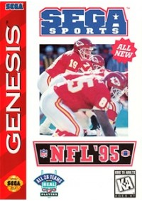 NFL '95/Game Gear
