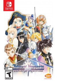 Tales of Vesperia Definitive Edition/Switch