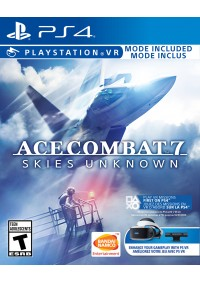 Ace Combat 7 Skies Unknown (Compatible PSVR) / PS4