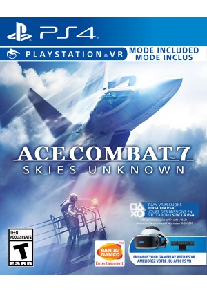 Ace Combat 7 Skies Unknown/PS4