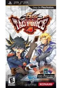 Yu-Gi-Oh 5d's Tag Force 4/PSP