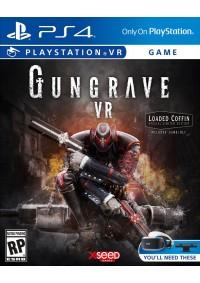 Gungrave VR Loaded Coffin Edition/PSVR