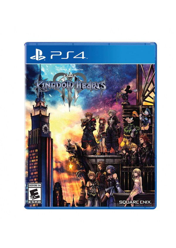 Kingdom Hearts 3/PS4