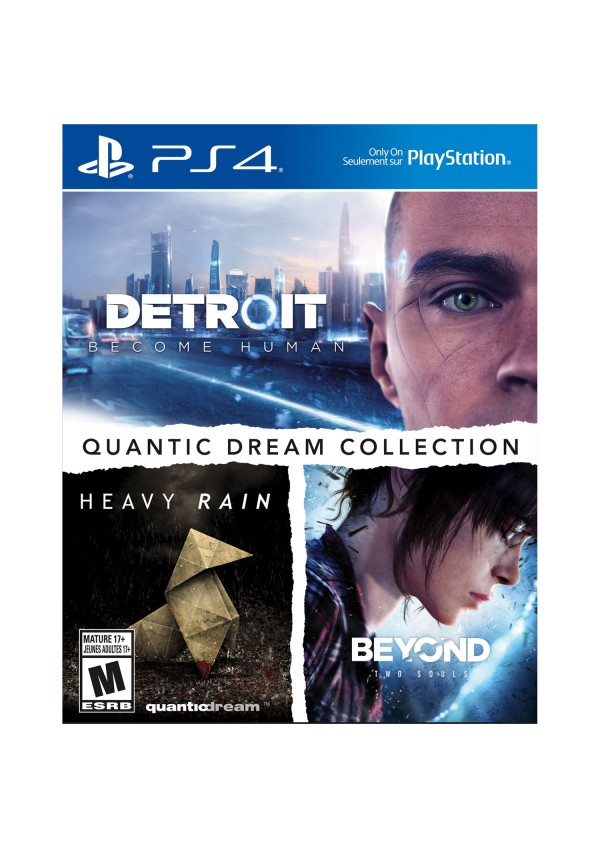 Quantic Dream Collection/PS4