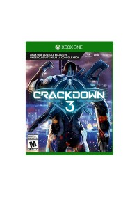 Crackdown 3/Xbox One