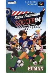 Super Formation Soccer 94 World Cup Edition ( Japonais SHVC-3F) / SFC