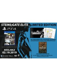 Steins Gate Elite Limited Edition/PS4