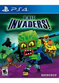 8-Bit Invaders/PS4