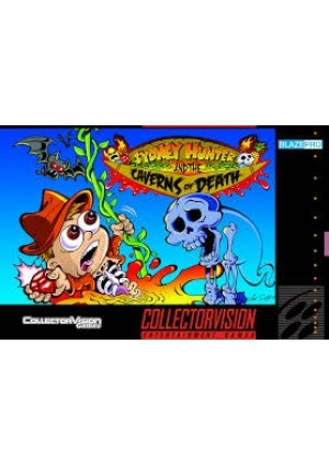 Sydney Hunter And The Caverns Of Death (CollectorVision Games 2017) / SNES