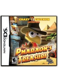 Crazy Chicken The Pharaoh's Treasure/DS