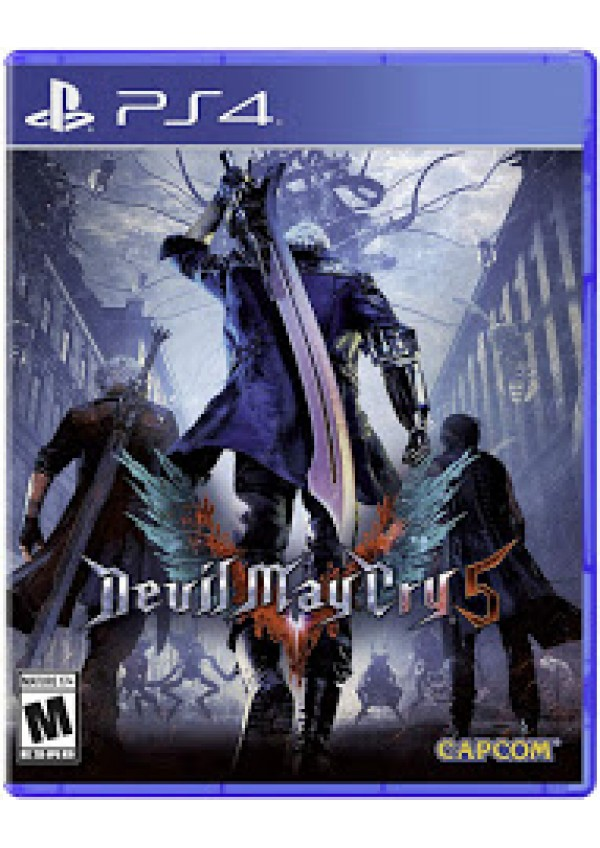 Devil May Cry 5/PS4