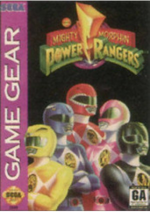 Mighty Morphin Power Rangers/Game Gear