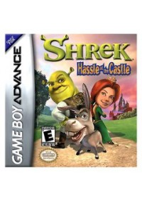 Shrek Hassle At The Castle/GBA