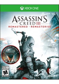 Assassin's Creed Remastered III/Xbox One