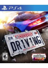 Dangerous Driving/PS4
