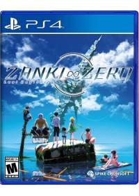 Zanki Zero Last Beginning/PS4