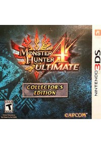 Monster Hunter 4 Ultimate Collector's Edition/3DS
